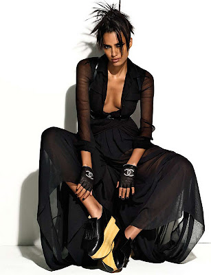 Hot Shoot | Lakshmi Menon pour Elle UK