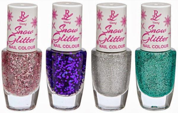 Rival de Loop Young Snow Glitter LE Nail Colour