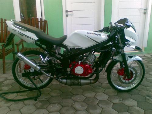 Gambar Dan Modifikasi Kawasaki Ninja 150 R