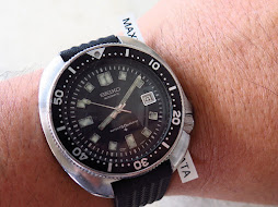 SEIKO DIVER 6105 8119 WATER RESIST 150m - AUTOMATIC