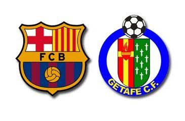 InfoDeportiva - Informacion al instante. REPETICION FC BARCELONA VS GETAFE. Goles, Resultados, Estadisticas, Online