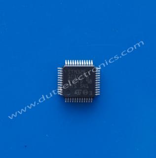 Jual IC STM32F101C8T6 (QFP-48Pin)
