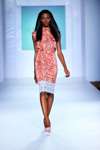 Lagos Fashion and  Design Week  2012: Obsidian