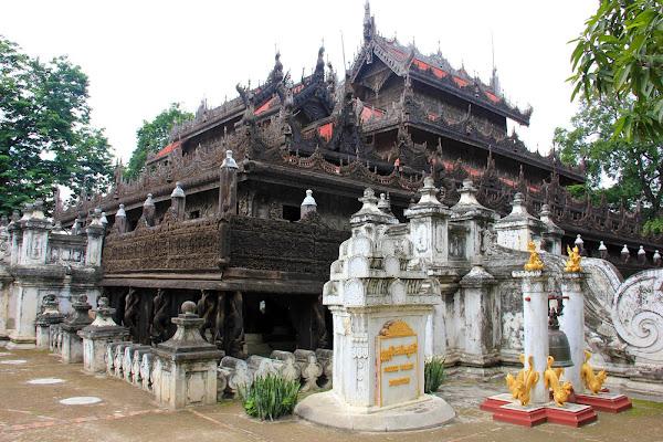Monasterio Shwe Nandaw Kyaung