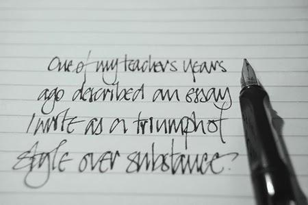 American Handwriting
