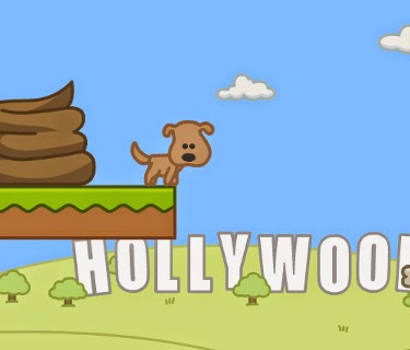 Poop Dog Flash game