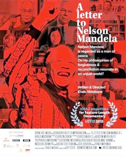 Nelson Mandela: The Myth and Me (2013) 720p WEB-DL 500MB