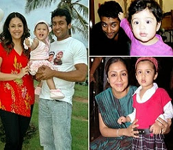 Actor Surya Unseen Family Photos