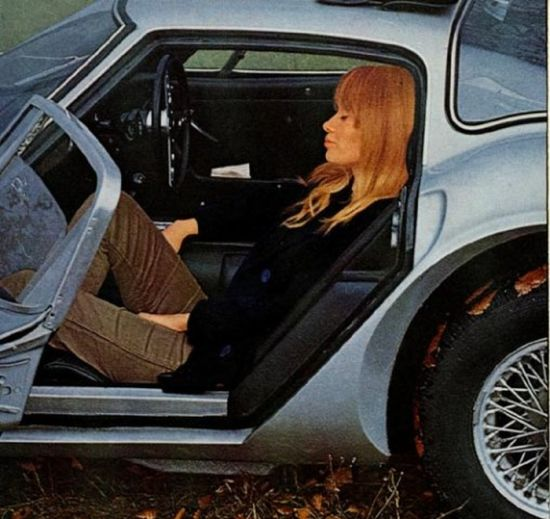 American and Canadian Illustrated Automobile Ads From the 1960s and 1970s ~ Vintage Everyday