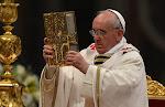 Em comunhão com o Papa Francisco