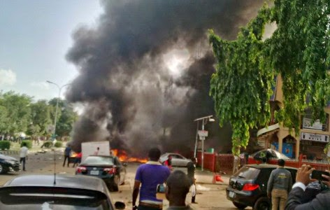 abuja plaza suicide bombing