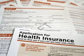 Obama Health Care Forms