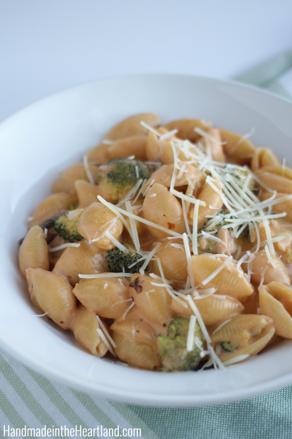 Pasta Con Broccoli Recipe