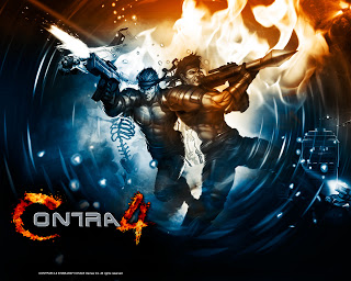 Best 5 mobile game 2013 contra