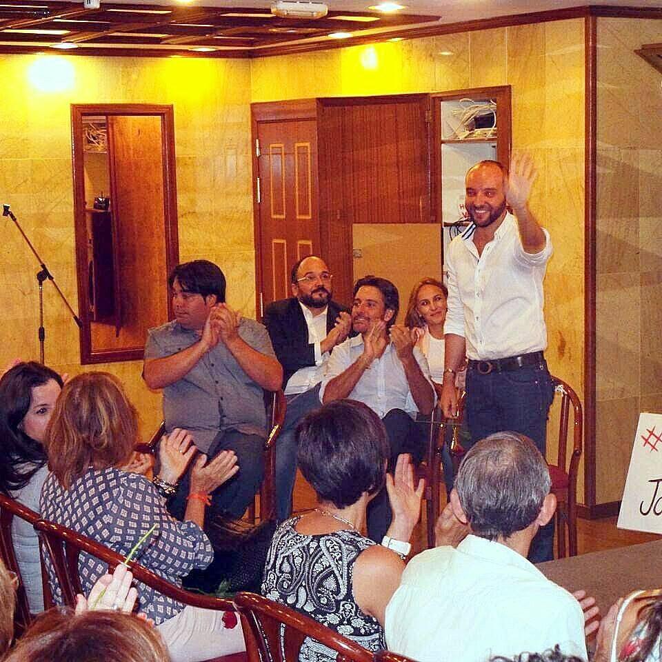 Pepillo y Juanillo: Cuaderna vía