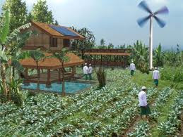 karangan kepentingan pertanian