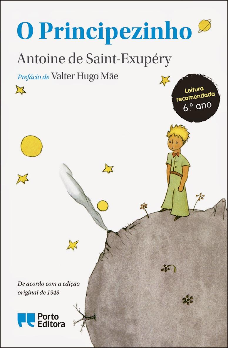 A importância da leitura Principezinho-capa