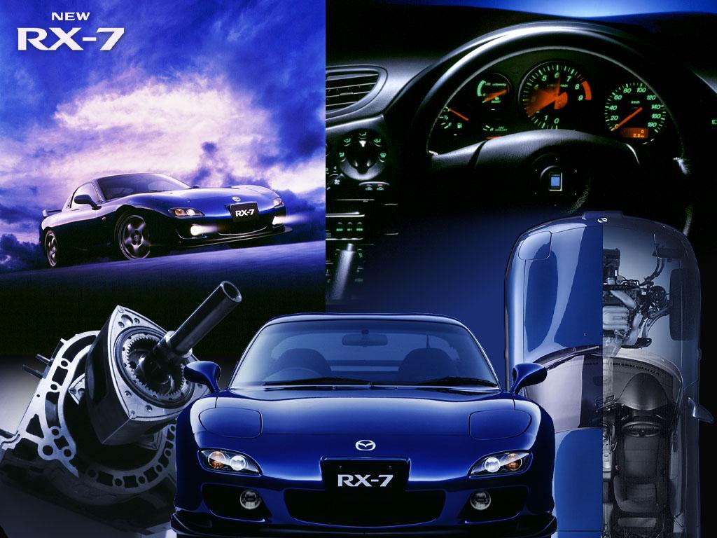 287. Samochody z duszą #01: Mazda RX-7 i Cosmo. staryjaponiec blog