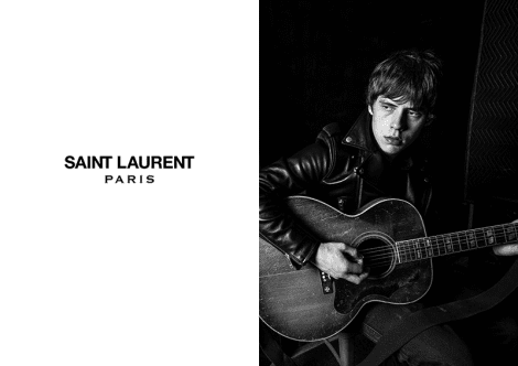 Jake Bugg for Saint Laurent Music Project
