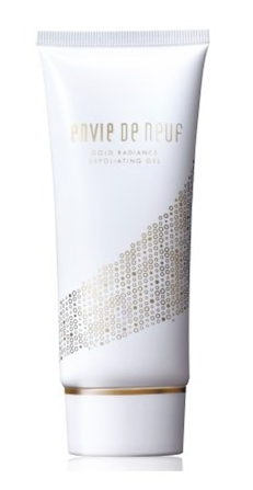 Envie De Neuf Gold Radiance Exfoliating Gel vs. theraderm nupeel natural peeling gel