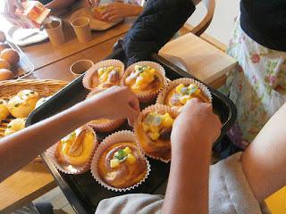 今週末は手作りパン教室!