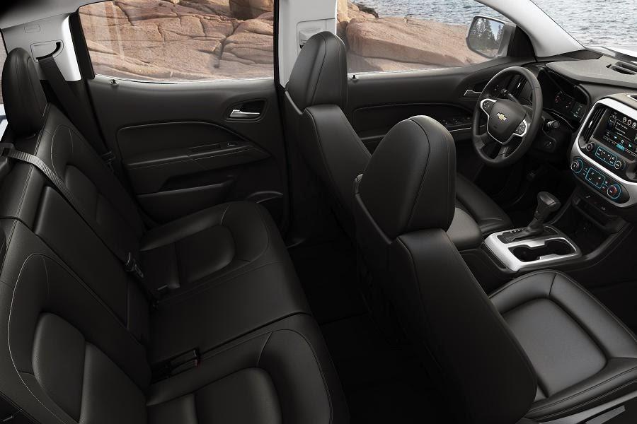 2015 North American-spec Chevrolet Colorado - Autoesque