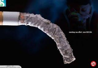 Rokok bagi kesehatan seksual