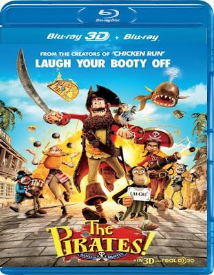 Filme Poster Piratas Pirados! BRRip XviD & RMVB Legendado
