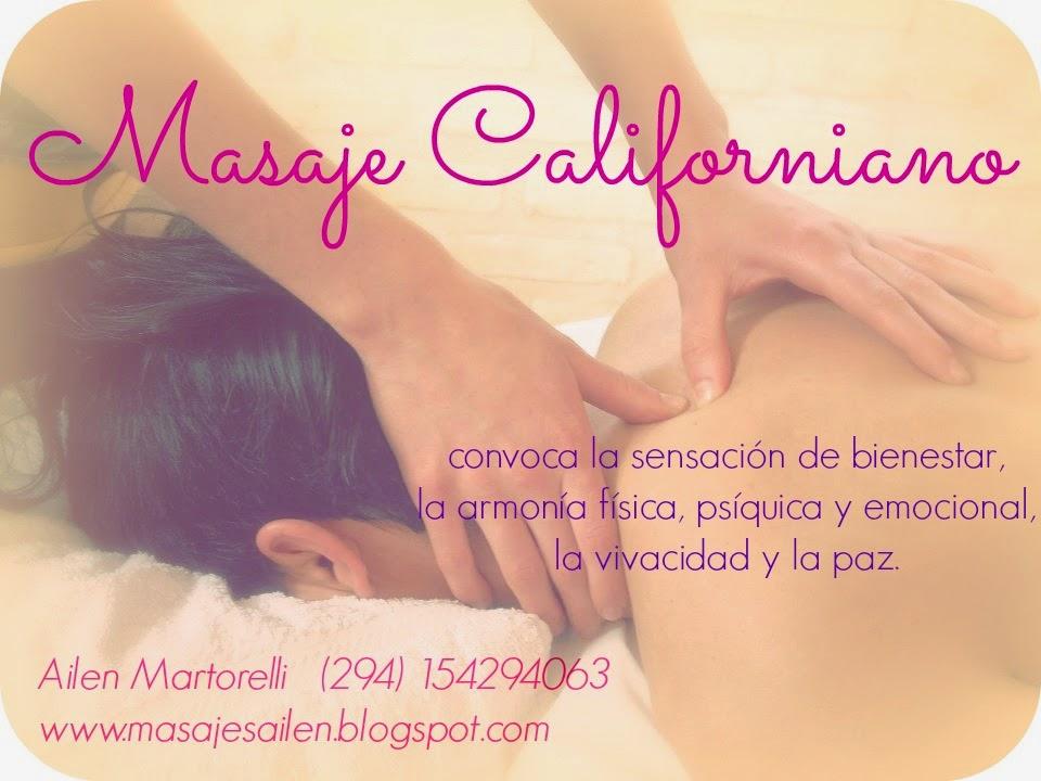 masaje californiano buenos aires chaperos granada
