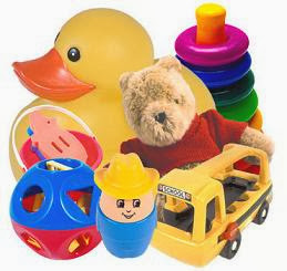 Que color de juguete regalar a los niños