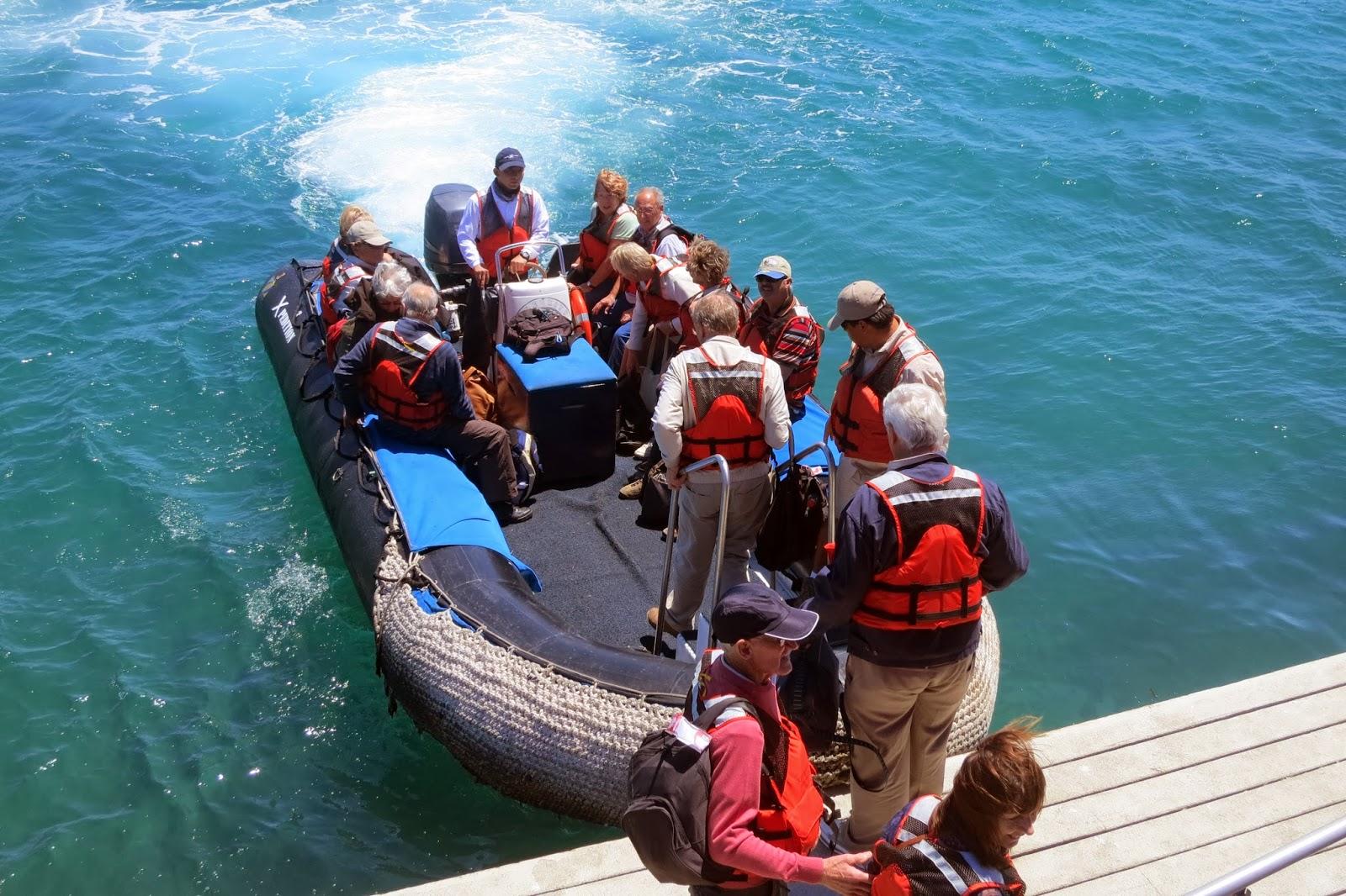 TravelToGalapagosinfo Arrival To Galapagos Baltra Island