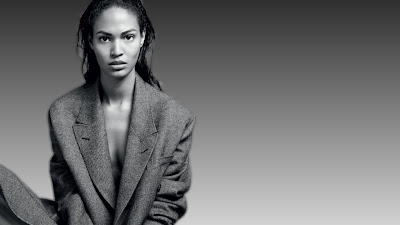 Fashion Model Joan Smalls Wallpaper