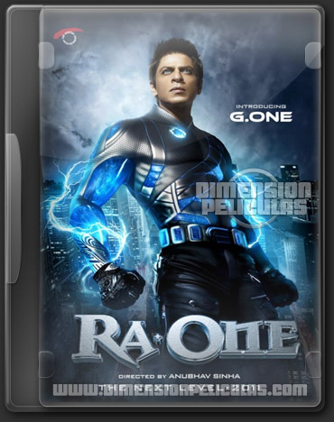 Ra.One (BRRip HD Ingles Subtitulado) (2011)