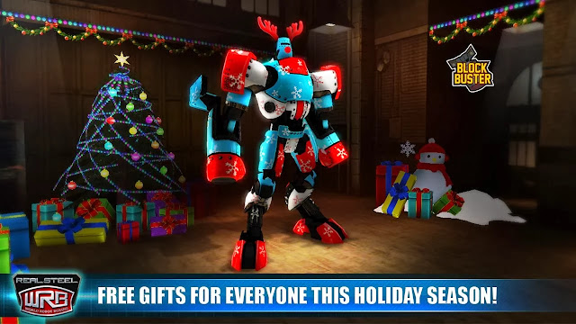 Real Steel World Robot Boxing v4.4.75 APK + DATA