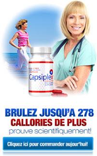 capsiplex est remède naturel pour la perte du poids
