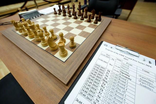 Grand Prix Khanty-Mansiysk Ronda 3