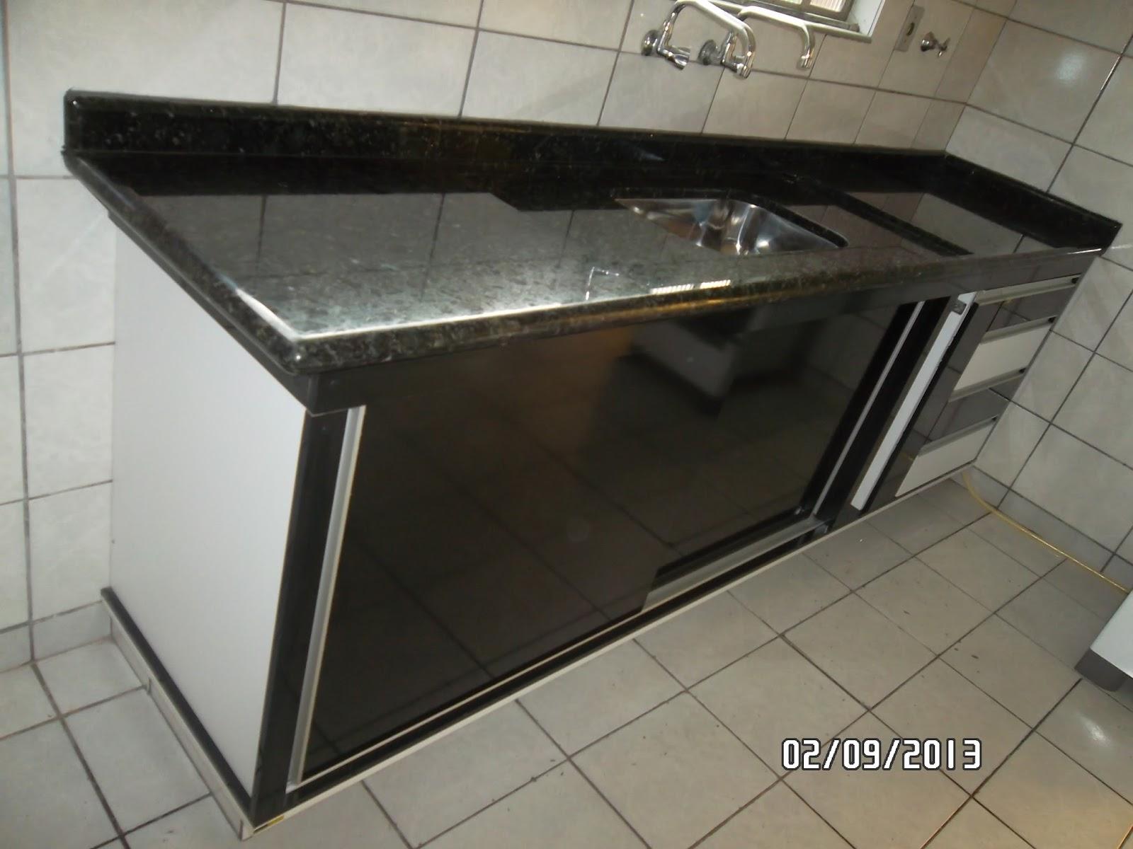 Móveis Planejados ::.: .:: Gabinete de Cozinha 2 70 metros #595243 1600 1200