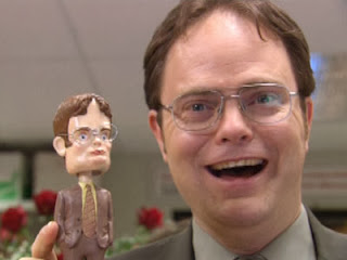 Dwight Schrute Bobblehead The Office