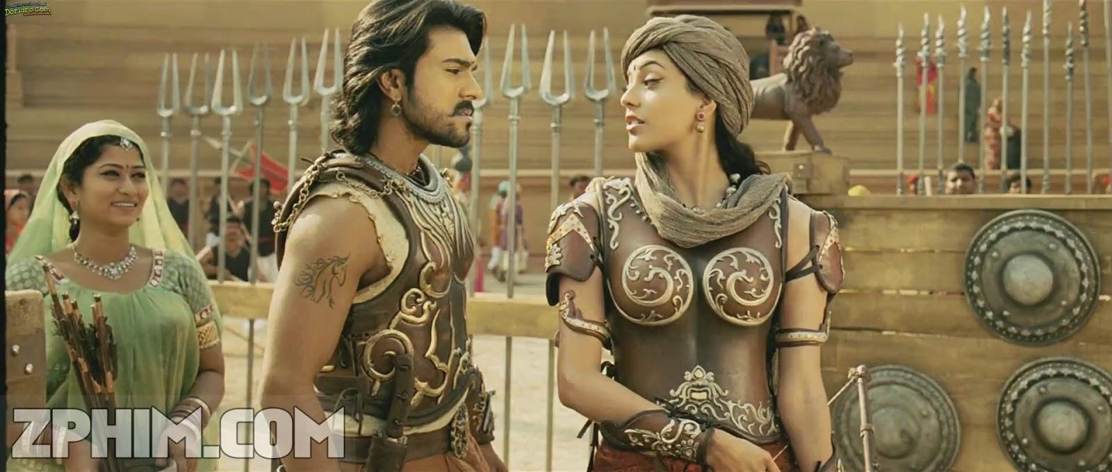 Ảnh trong phim Thần Thoại Ấn Độ - Magadheera 1