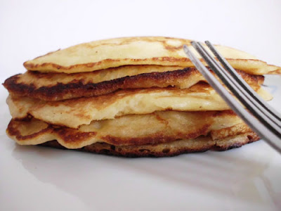 Best Buttermilk Pancakes | www.happyhealthymotivated.com