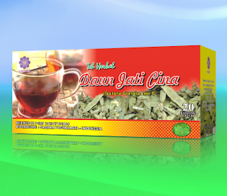 Teh Herbal Daun Jati Cina