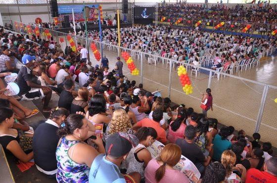 Caxias: Secretaria de Planejamento convoca sorteados dos blocos C, D, E e F da Vila Paraíso