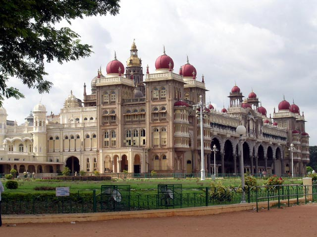 4. Mysore Palace