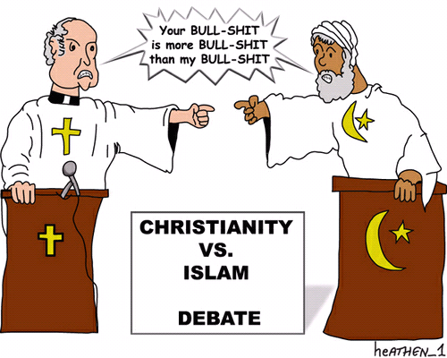 [Image: christianity-vs-islam-debate-atheism-gnu...ligion.png]