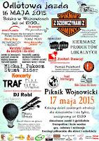 plakat Piknik w Wojnowicach - Dziewczyny z Gminy Czernica
