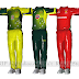 International ODI Kits Pack 2014 For EA Cricket 07