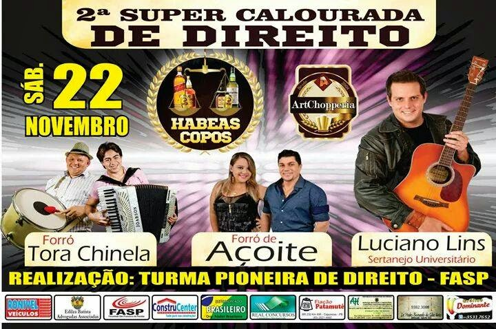 DIA 22 LUCIANO LINS
