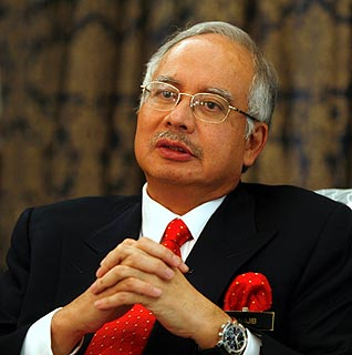 Najib Razak DITAHAN?