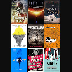 2016 Debut Author Challenge Cover Wars - October Debuts!
