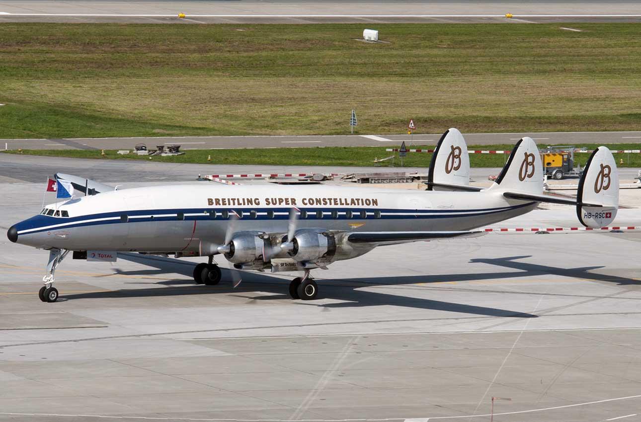 Lockheed L-1049... L 1049